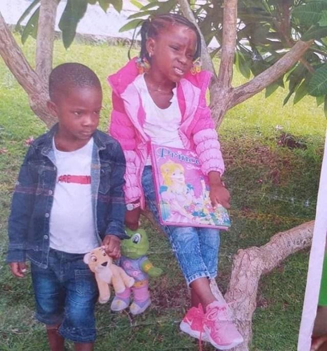 Nanny kidnapped 2 siblings in Lagos