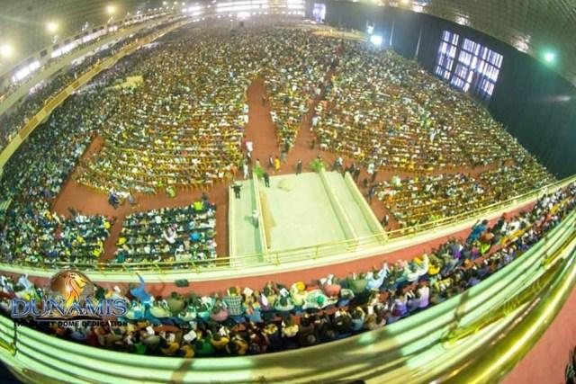 Largest Church Auditorium