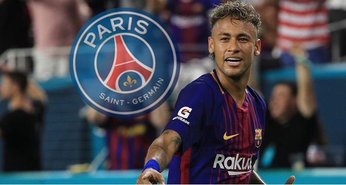 Neymar Becomes Highest Scoring Brazilian In Champions League History
