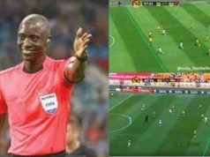 Gambian referee apologizes
