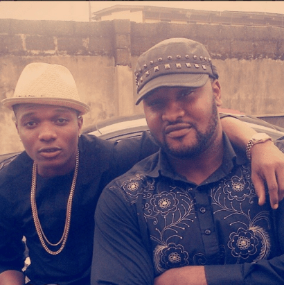 Wizkid's bodyguard matcheted
