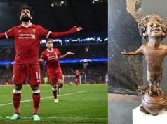 Mohammed Salah stirs