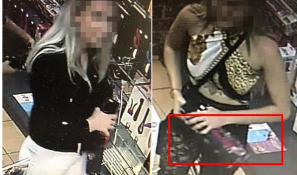 2 women nabbed after stealing s*x toys from adult shop
