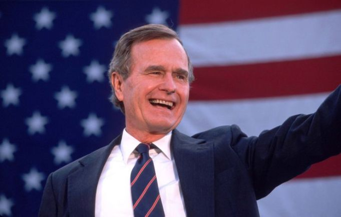 Former President George Bush Dead at 94