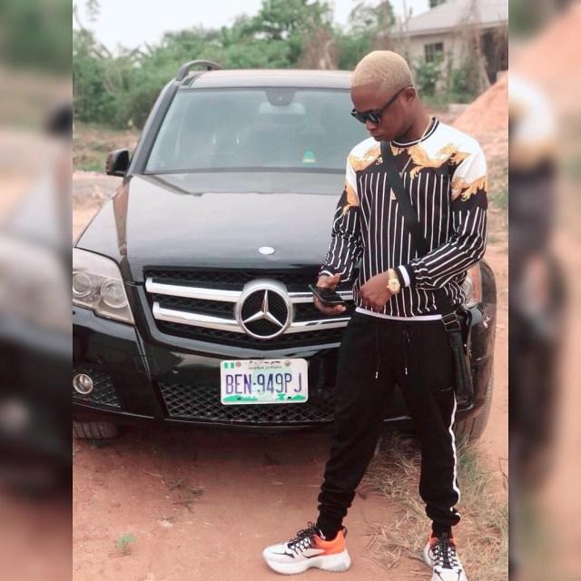 20-yr-old Nigerian big boy lists his 2018 achievements
