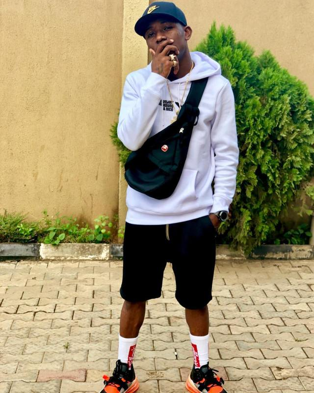 Small Doctor arrested