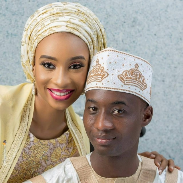 Emir of Kano's son Aminu Sanusi set to wed; releases pre-wedding photos