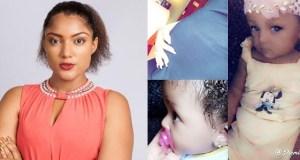 BBNaija Gifty celebrates daughter