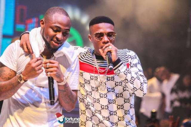 Wizkid reacts after his fans beat up Shoki Shitta for calling him out