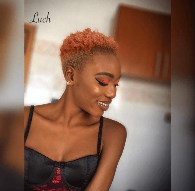 Nigerian Porn Star, Kingtblakhoc Allegedly Beats Up Savage Trap Queen Video -7986