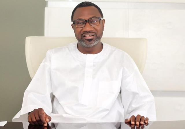 Image result for Billionaire, Femi Otedola promises to sponsor ailing actor, Victor Olaotan medical bills