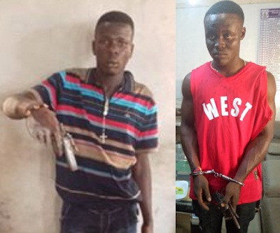 Notorious cultists and armed robbers arrested in Bayelsa State