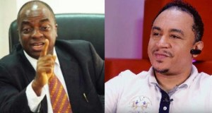 Daddy Freeze reminds Bishop Oyedepo