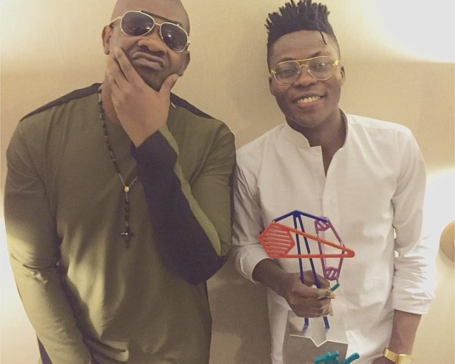Reekado Banks Still Part Of Mavin Records – Don Jazzy declares