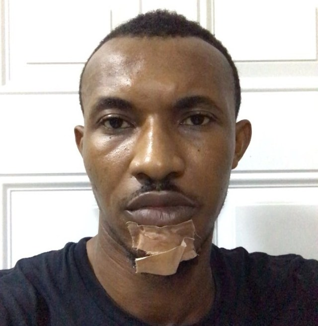 Gideon Okeke narrates