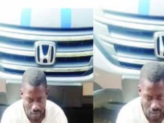 Oyo police arrests man