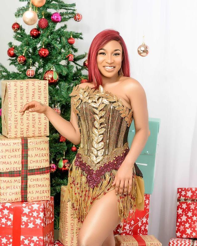 Tonto Dikeh shares word of encouragement