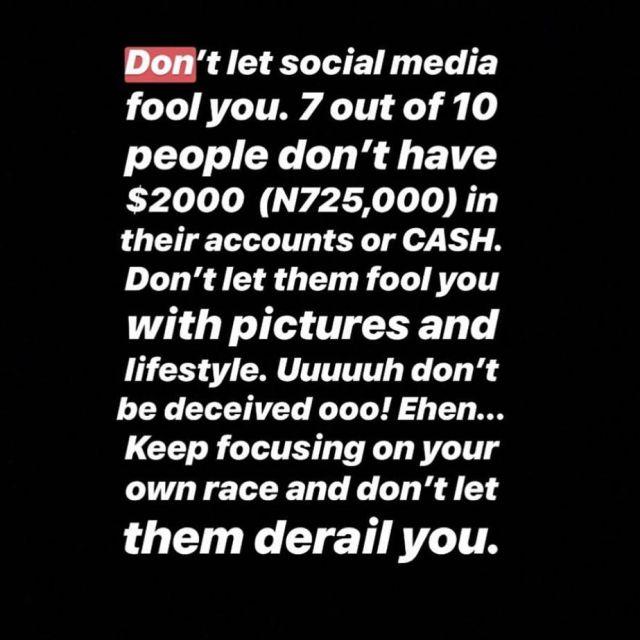 Tonto Dikeh advises