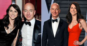 Jeff Bezos and his estranged wife will split their incredible fortune