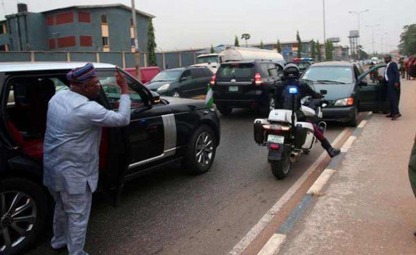 Ambode Arrests Soldier
