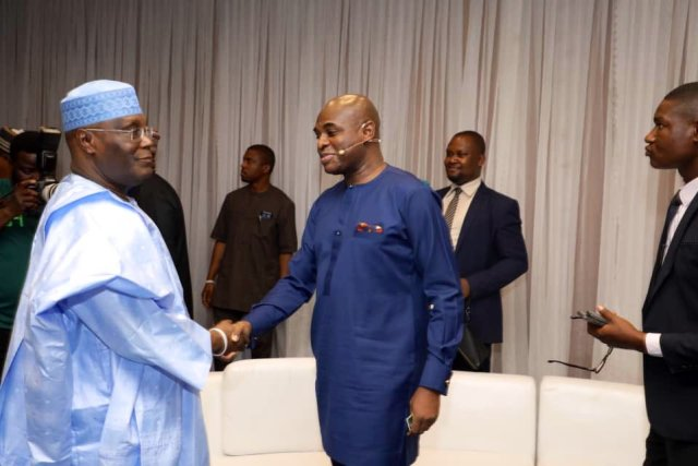 ''Why I backed out of the #2019Debate'' - Atiku Abubakar