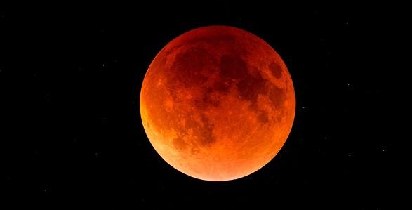 Nigeria to experience lunar eclipse on Monday – NASRDA - YabaLeftOnline