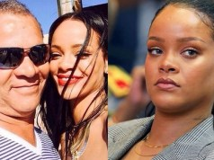 Rihanna sues her own dad