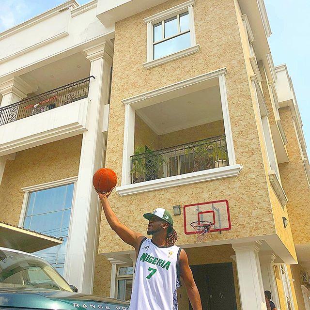 paul okoye mansion