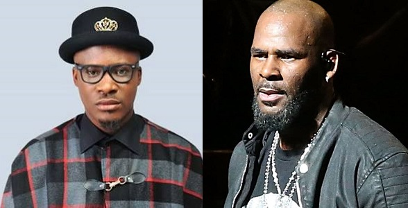 Image result for Americans Reacts After Nigerian Singer, Jaywon Called R.Kelly A King