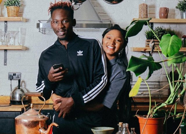 Mr Eazi Celebrates 2 Years Relationship With Bae, Temi Otedola