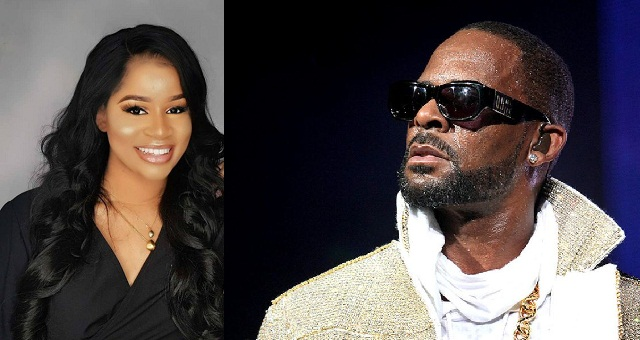 Ex-beauty queen, Ihuoma Nnadi-Emenike, shares her experience with singer R.Kelly when she was 16 years old - YabaLeftOnline