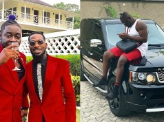Dbanj buys a Range Rover for Cheekychizzy