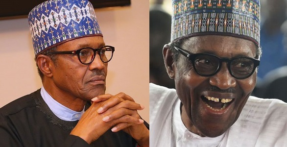 Image result for I will never contest again after 2019 election – Buhari