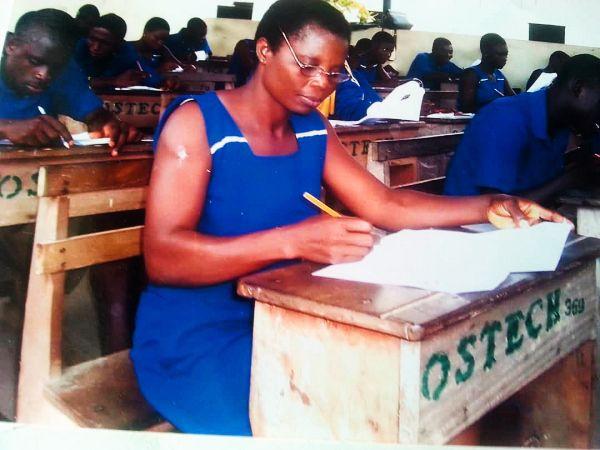 41-year-old woman enrolls