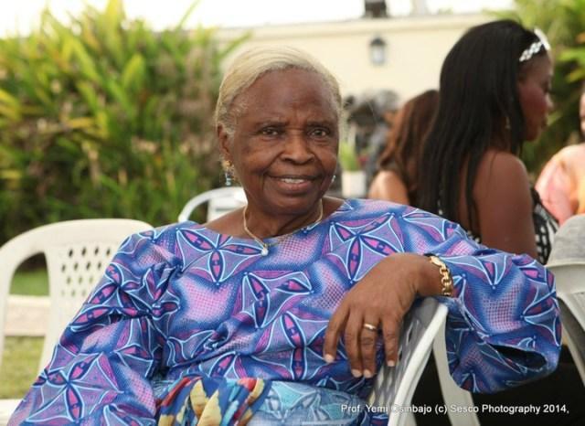 VP Yemi Osinbajo's mother says
