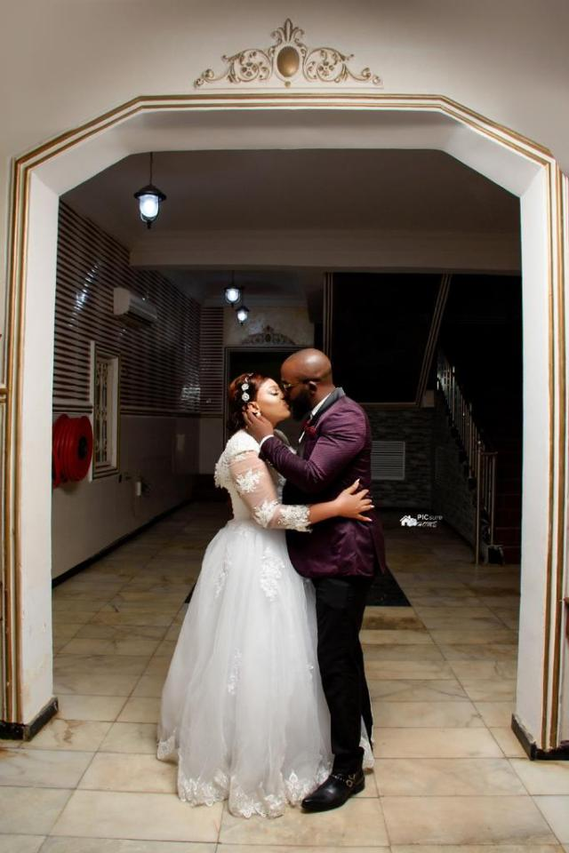 Maryam Charles marries