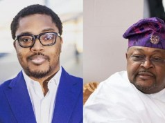 Paddy Adenuga talks