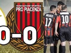 Pro Piacenza expelled