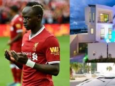 Sadio Manes house robbed