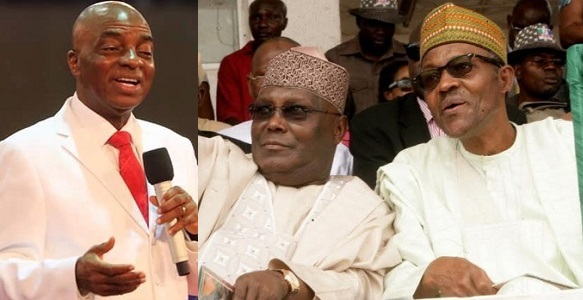 Image result for Oyedepo breaks silence on presidential election in Nigeria