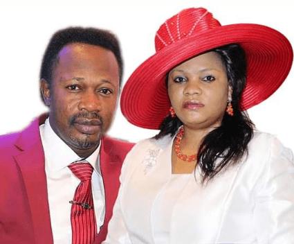 Pastor Joshua Iginla's wife