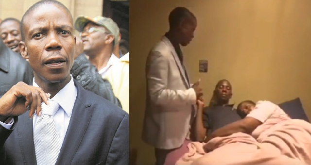 Image result for Pastor Mboro invokes anointing on condom while praying For Couples With Sexual Problems (Video)