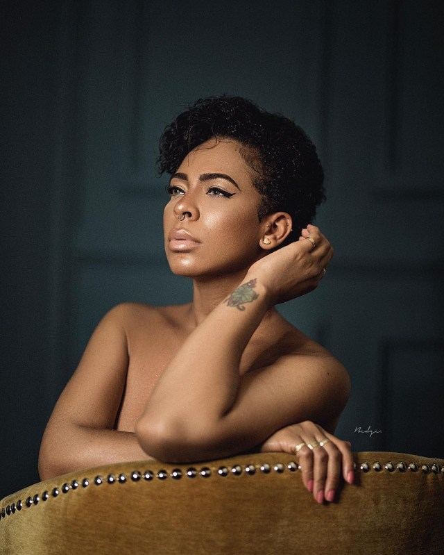 TBoss shares raunchy photos