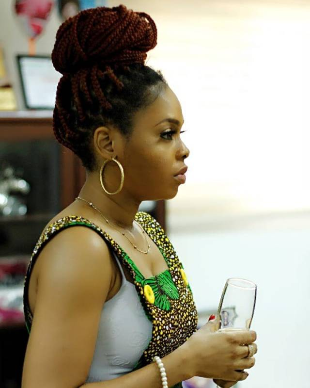 Chidinma demands apology