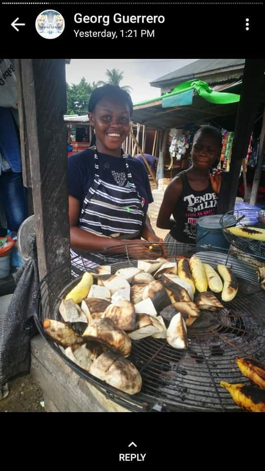 beautiful 'Boli' seller