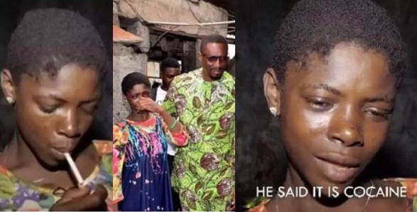 """Image result for """"Everything about Lizzy are lies"""" – Ex-classmate of cocaine addict rescued by Pastor Tony Rapu"""