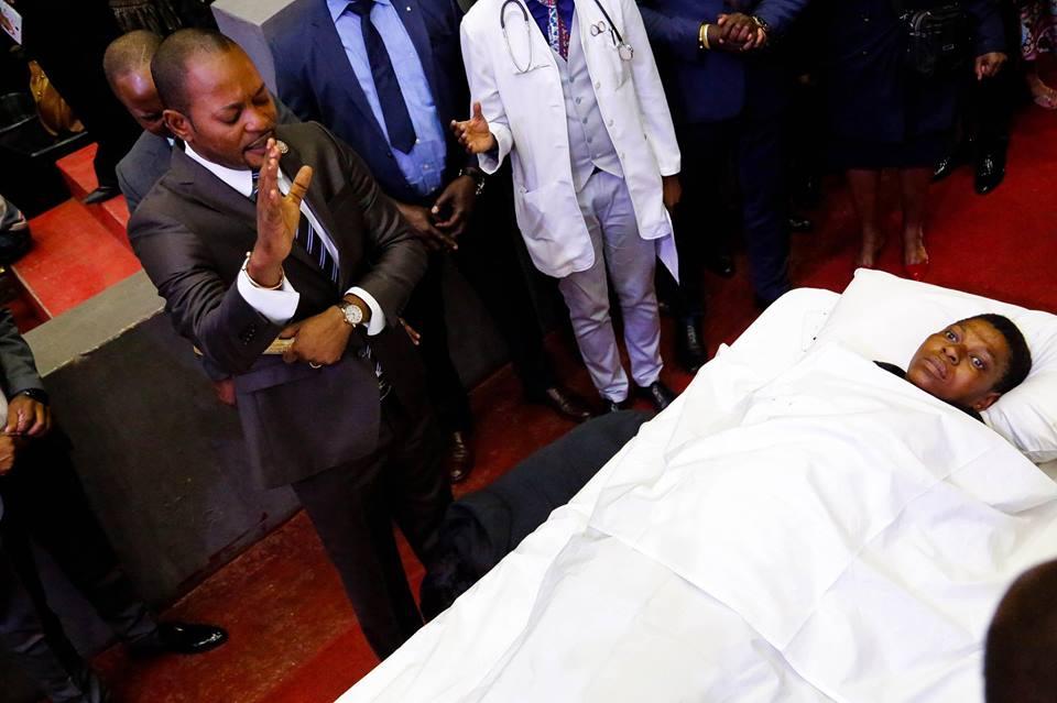 Resurrection pastor continues
