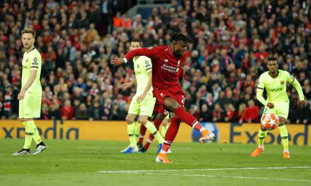 Liverpool finally stage sensational comeback to defeat Barcelona to reach Champions League final