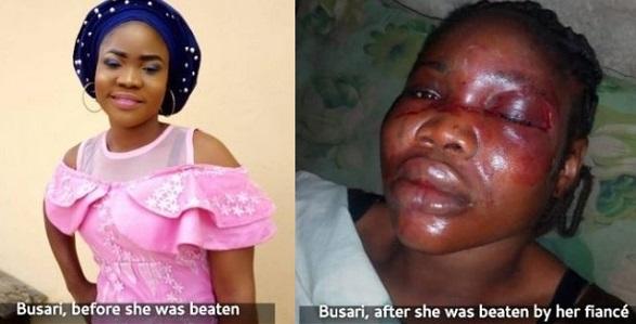 Nigerian woman cancels wedding