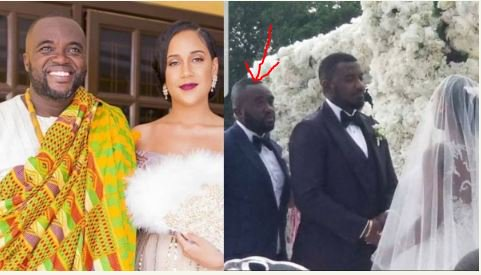 Reports Claims Popular Gh Movie Director » Fred Nuamah Marriage Has Crashed.
